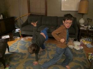 Homeschooling Mishaps