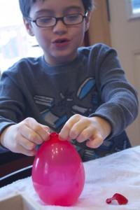 diy yarn ball ornaments