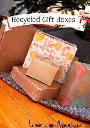 hand made gift box