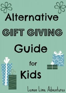 alternative gift giving guide