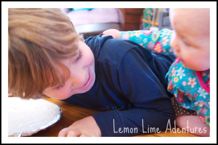 sibling bonding homeschool