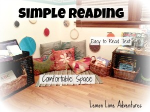 simple reading lesson