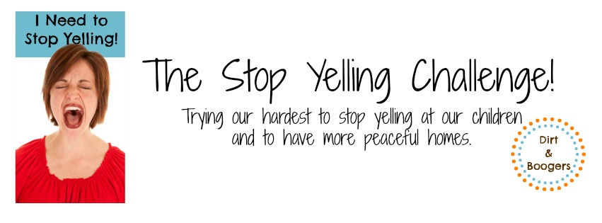 Stop Yelling Support Group