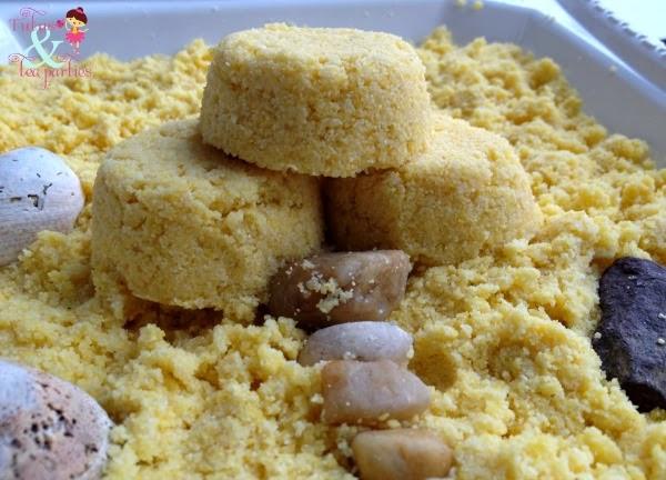Cloud Dough Sand