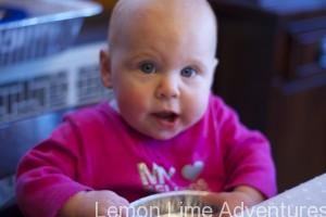 Homeschooling with a Baby
