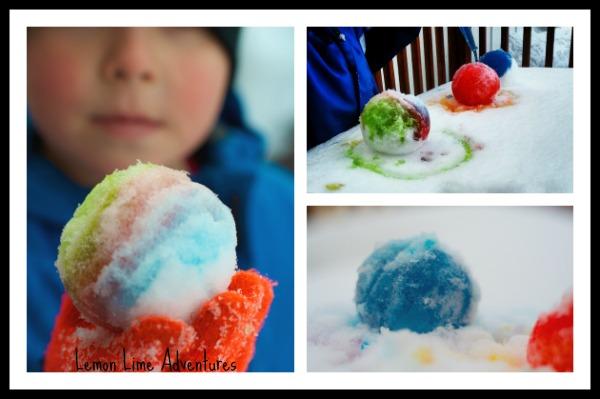 Snowball Art