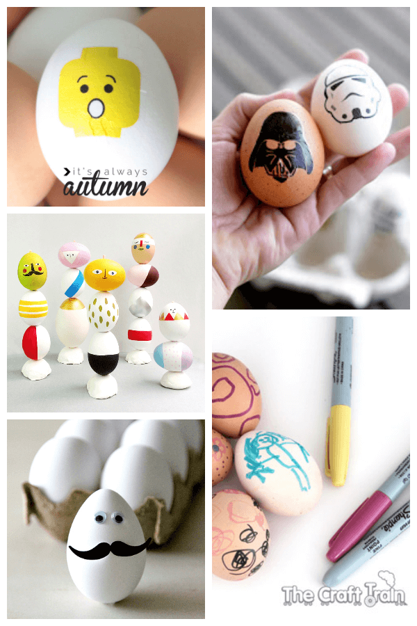 Top Egg Decorating Ideas