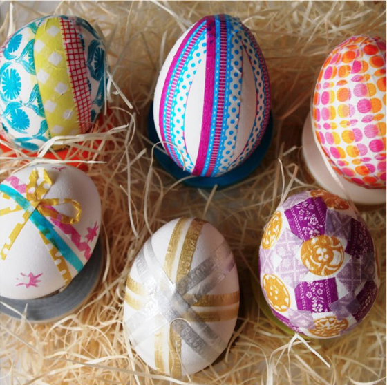 10 unique dye free easter egg ideas Creative easter egg decorating ideas