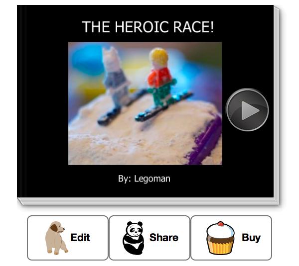 THE HEROIC RACE    StoryJumper