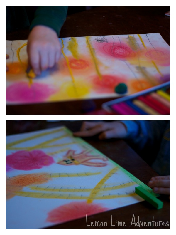 The Lorax Pastel Pictures
