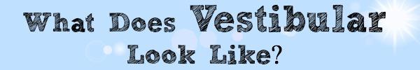 What Does Vestibular Look LIke