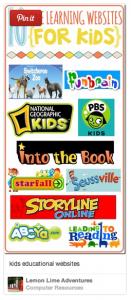 free websites for kids