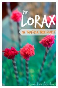 The Lorax: Truffula Forest Sensory Bin
