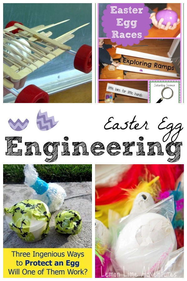 Easter Egg Engineering