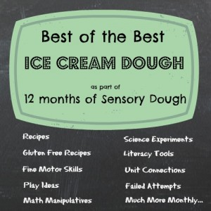June Ice Cream Dough