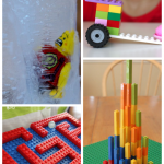 Lego Math and Science