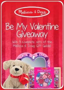 Melissa and Doug Valentines Day Bundle Giveaway