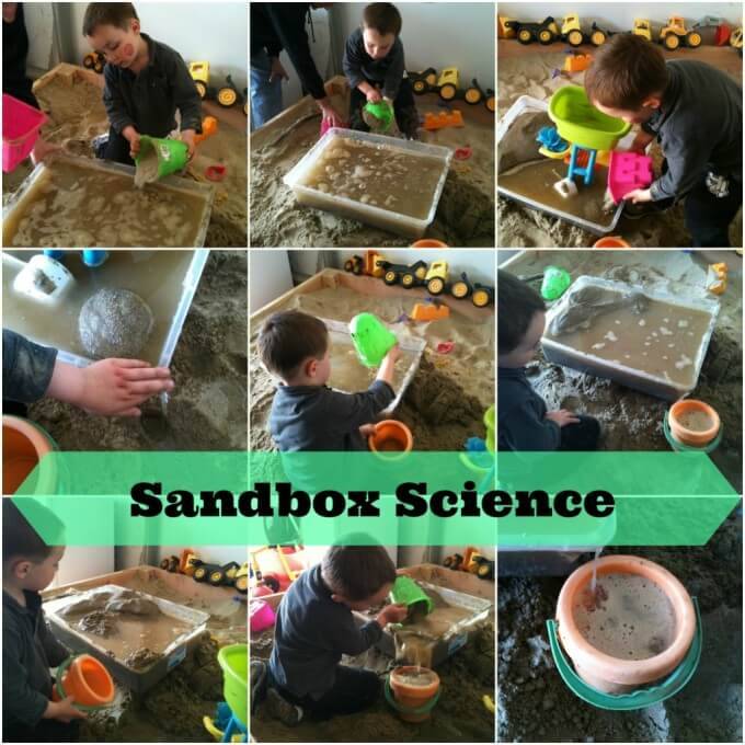 Sandbox Science