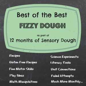 July Fizzy Dough