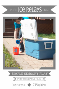 Proprioceptive Simple Sensory Play