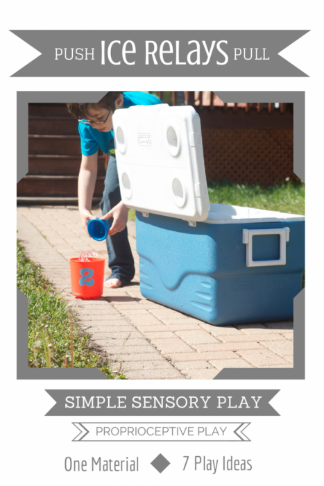 Proprioceptive Simple Sensory Play