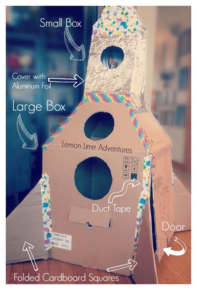Rocket Box Construction