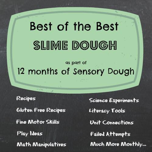 Slime Dough