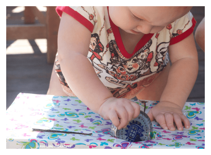 Baby Fine Motor Play