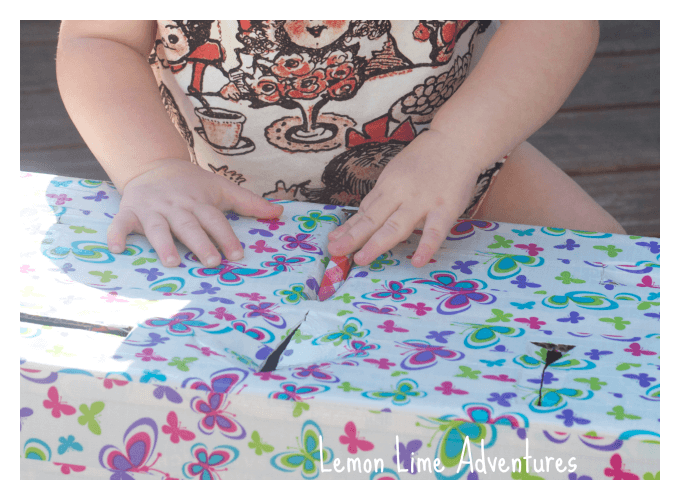 Baby Fine Motor with Lids