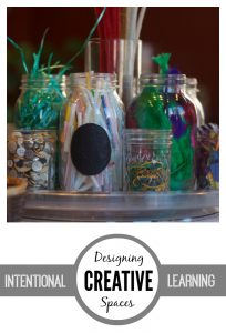 Intentional Learning Spaces | Creative Spaces