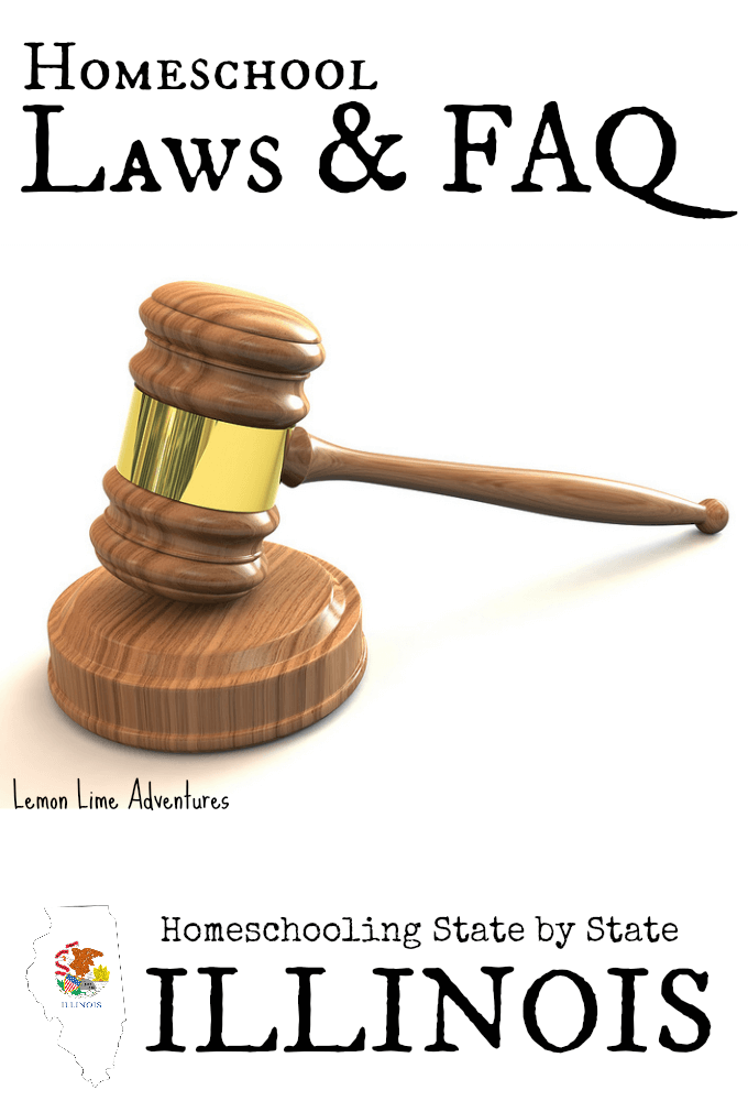 Illinois Homeschool Laws and FAQ