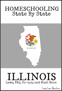 Homeschooling State by State | Illinois