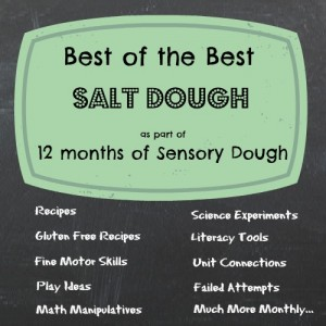 November Salt Dough