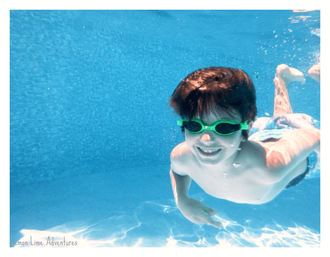 Pool Play Ideas
