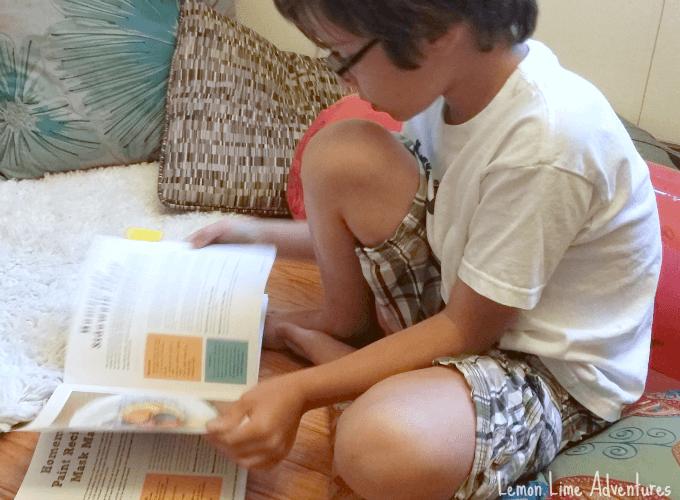 Reading 101 Kids Activities Book