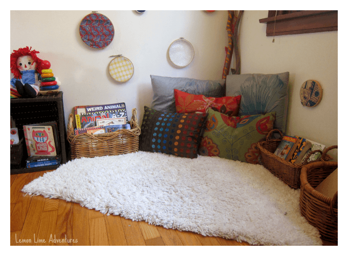 Making a reading space inviting has two parts: 1) you want your children to WANT to come to this area and stay awhile. You want them to be comfortable and ... & Intentional Learning Spaces | Reading