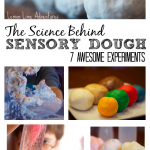 Sensory Dough Experiments