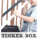 inker Box for Inspiring Little Inventors