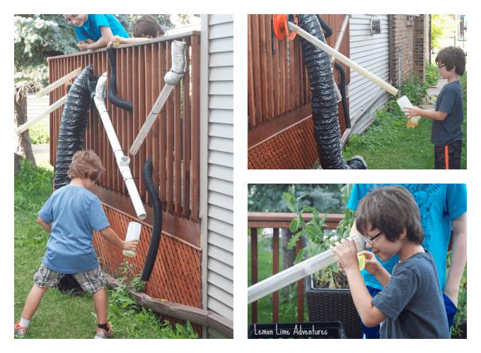 Water Balloon Outdoor Tinkerlab
