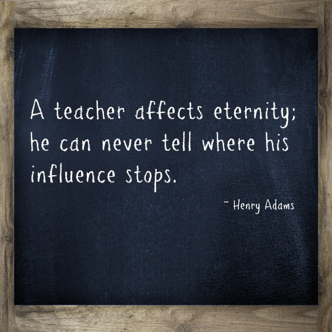 52 Best Inspirational Teaching Quotes Images On Pinterest: 10 Inspirational Quotes For Teachers