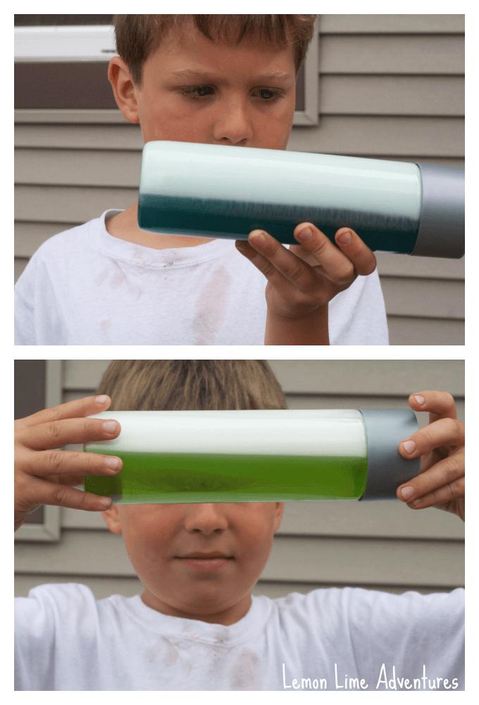Exploring Viscosity with Sensory Bottles