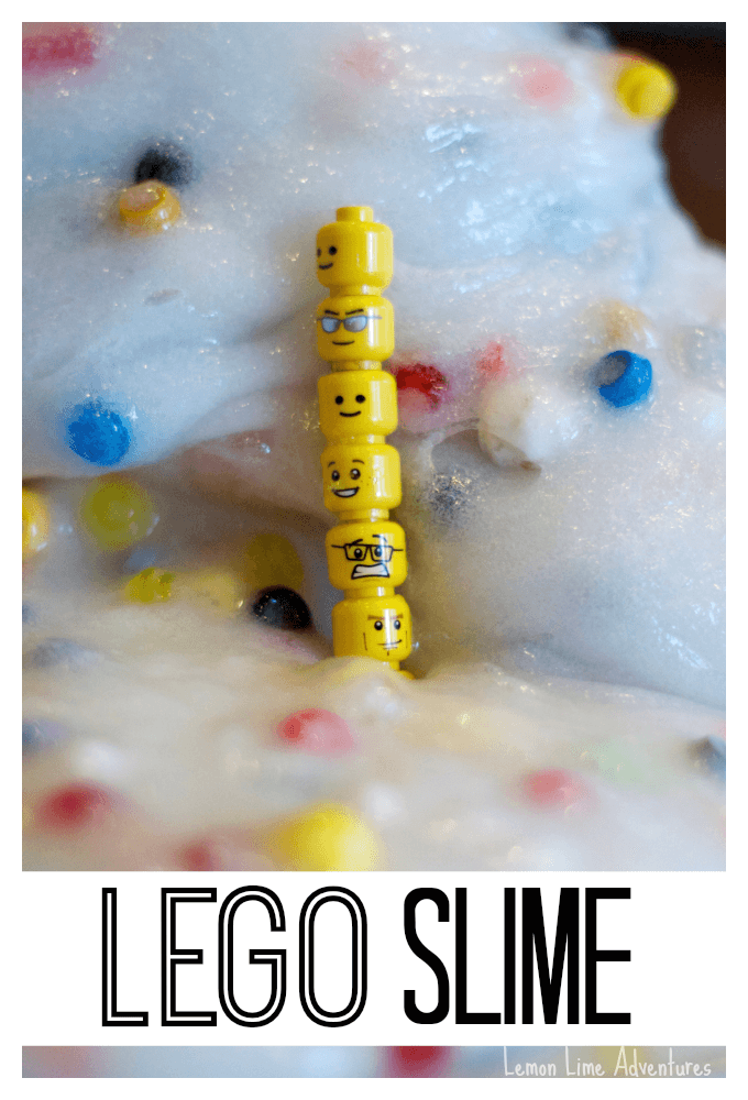 Simple Lego Slime