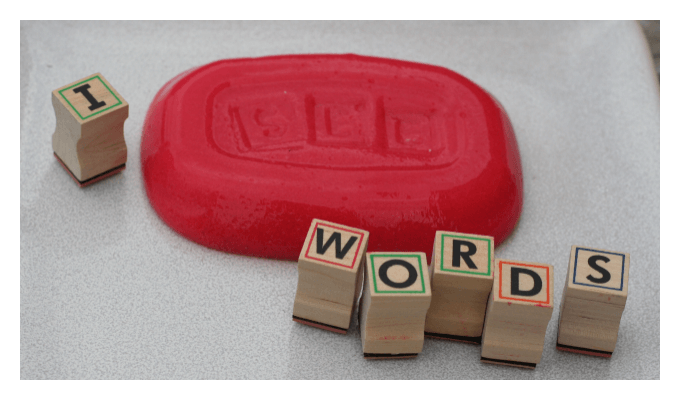 Sight word slime
