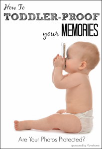 Toddler Proof Your Memories | Photo Management for Busy Families