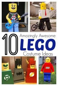 Amazing DIY Lego Costumes