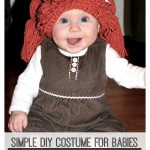 Cabbage Patch Doll Costume for Babies
