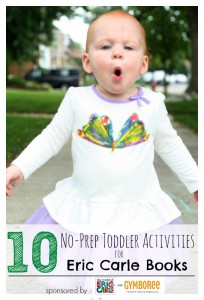 Eric Carle Toddler Activities