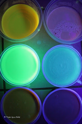 Glowing JELLO