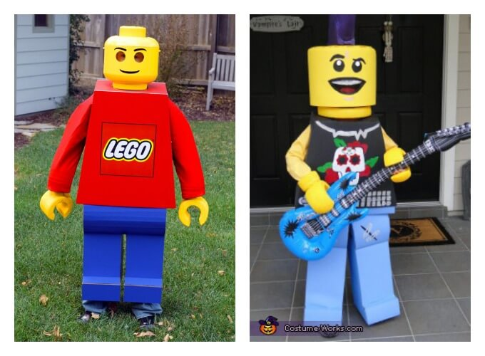 Lego Costumes : costumes lego  - Germanpascual.Com