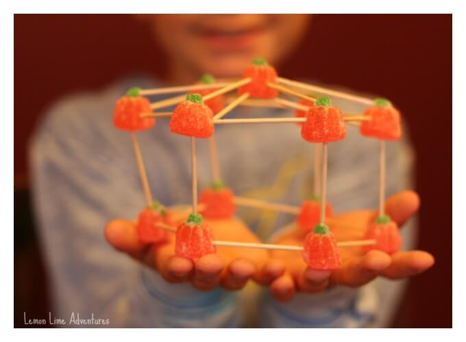 STEM Building Activity with Candy